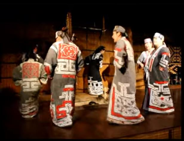 Ainu Song and Dance